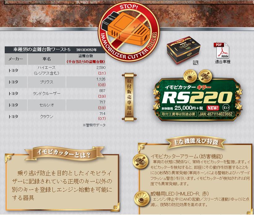 RS220